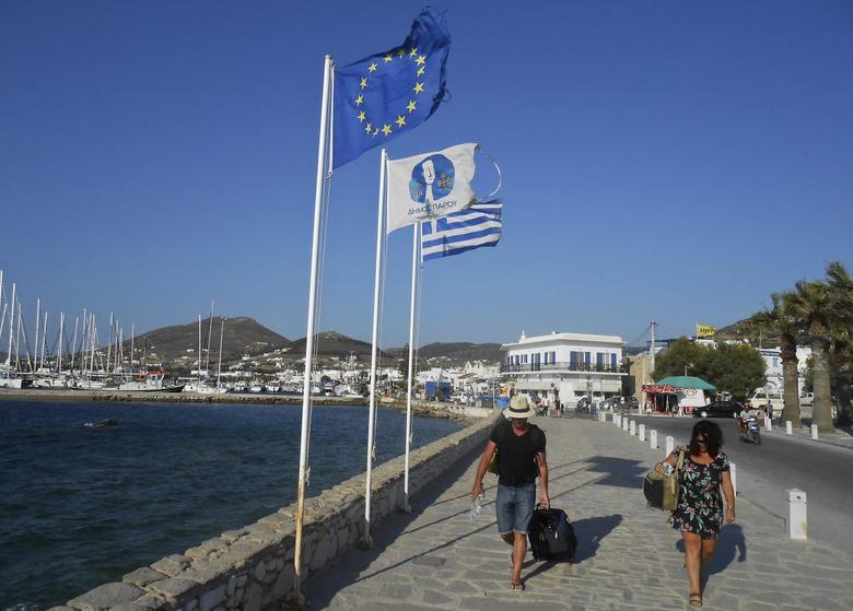 europe greece paros
